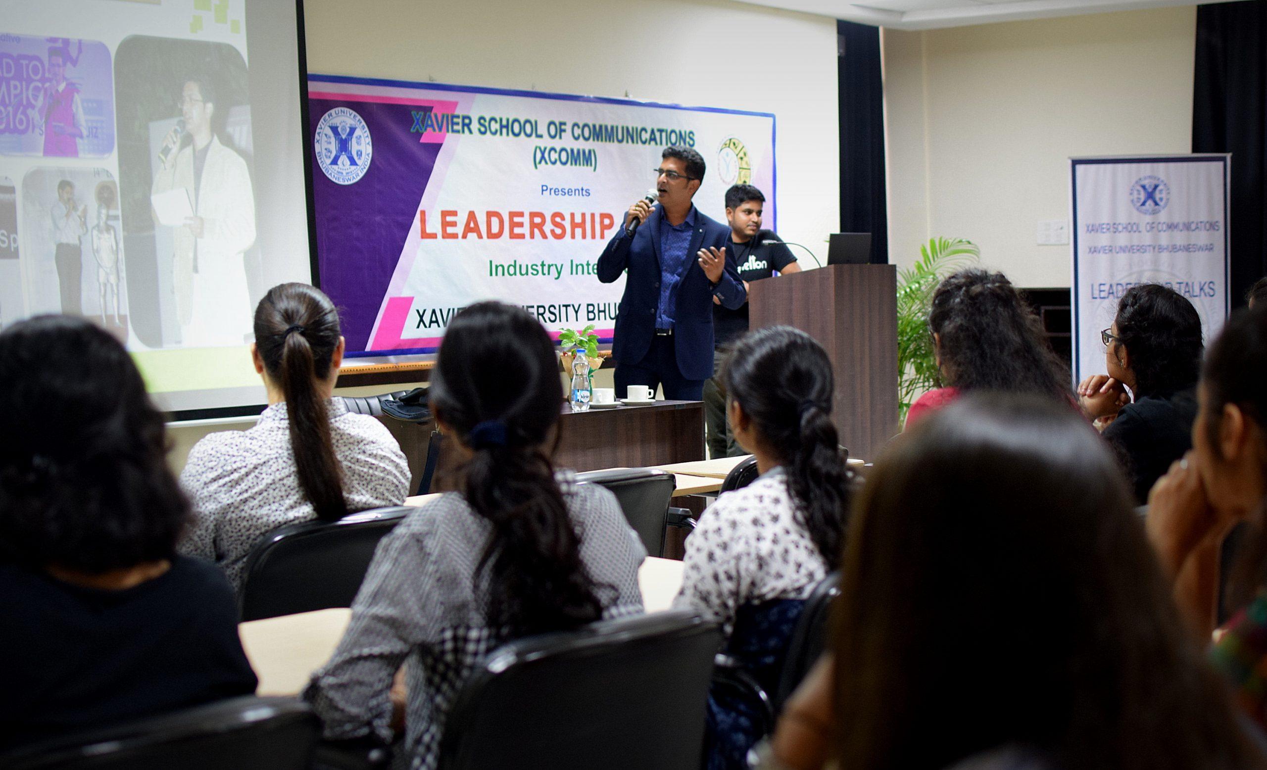 Leadership Talk _ Mr. Satyabrat Sanu Ratho CEO Prelude_01