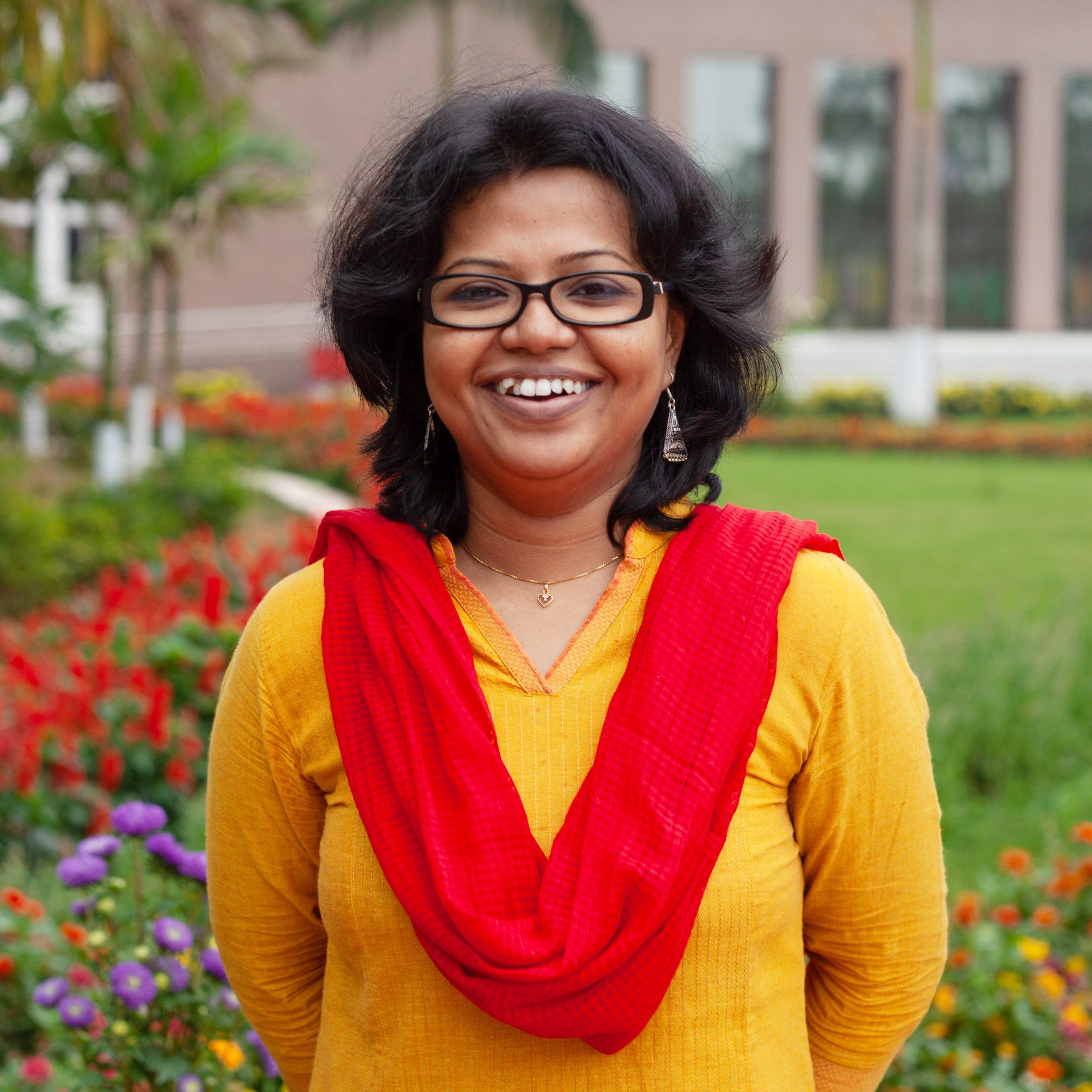 Prof. Arpita Saha