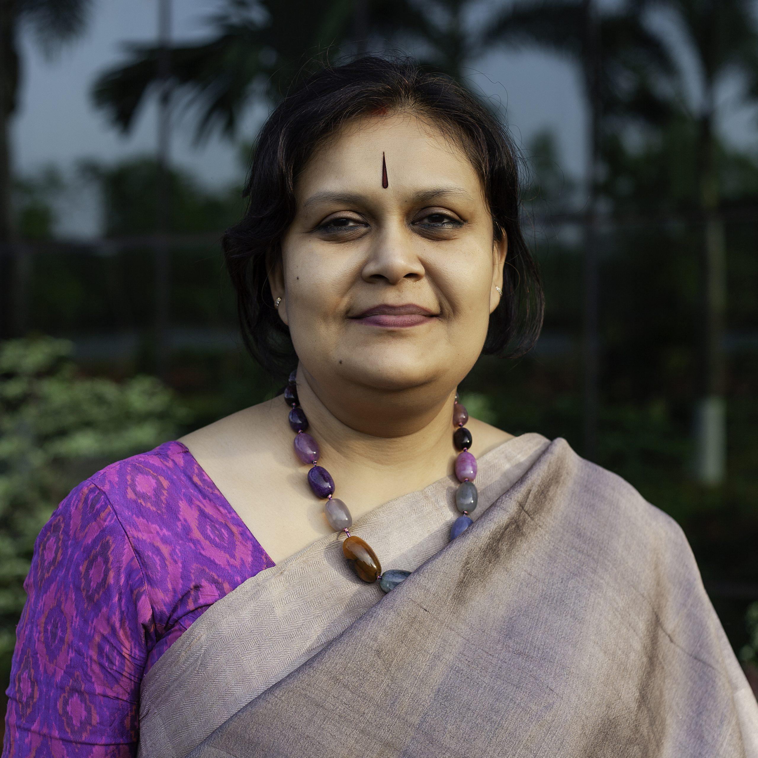 Prof. Purnima Anjali Mohanty