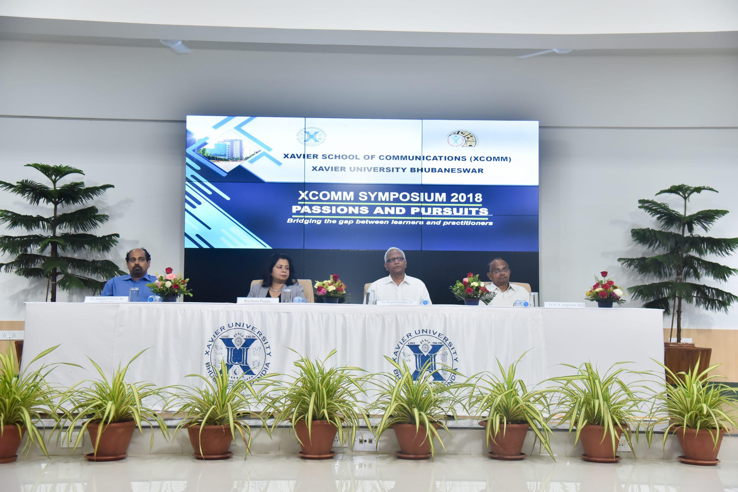 School of Communications Symposium 2018