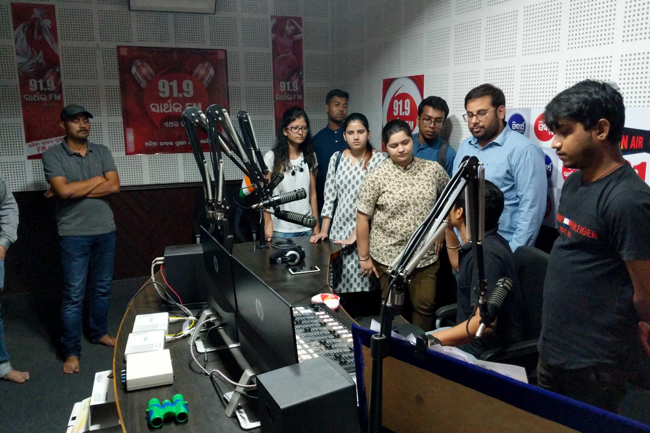 xcomm_Sarthak Fm and Sidharth TV_1