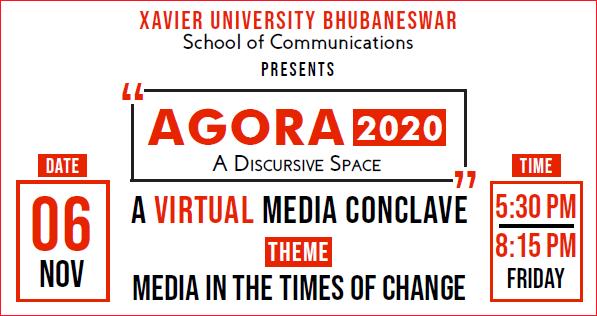 AGORA 2020: A web media conclave